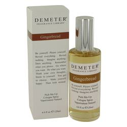 Demeter Perfume by Demeter 4 oz Gingerbread Cologne Spray