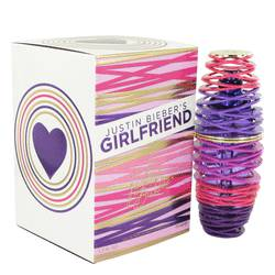 Girlfriend Perfume by Justin Bieber 1.7 oz Eau De Parfum Spray