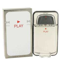 Givenchy Play Cologne by Givenchy 3.4 oz Eau De Toilette Spray