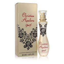 Glam X Perfume by Christina Aguilera 1 oz Eau De Parfum Spray
