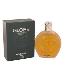 Globe Cologne by Rochas 3.4 oz Eau De Toilette Spray