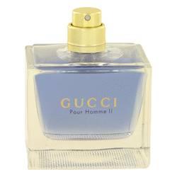 Gucci Pour Homme Ii Cologne by Gucci 3.4 oz Eau De Toilette Spray (Tester)