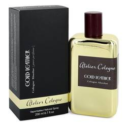Gold Leather Cologne by Atelier Cologne 6.7 oz Pure Perfume Spray