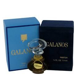 Galanos Perfume by Galanos 0.25 oz Pure Parfum Deluxe Crystal