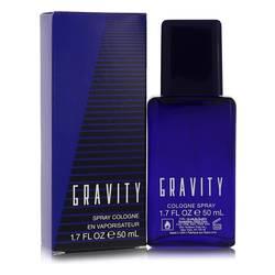 Gravity Cologne by Coty 1.7 oz Cologne Spray
