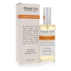 Demeter Perfume by Demeter 4 oz Graham Cracker Cologne Spray
