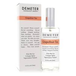 Demeter Perfume by Demeter 4 oz Grapefruit Tea Cologne Spray