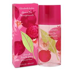 Green Tea Pomegranate Perfume by Elizabeth Arden 3.3 oz Eau De Toilette Spray