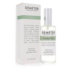 Demeter Green Tea Perfume by Demeter, 4 oz Cologne Spray for Women