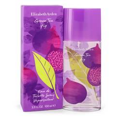 Green Tea Fig Perfume by Elizabeth Arden 3.3 oz Eau De Toilette Spray