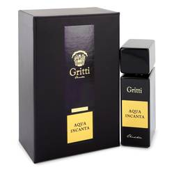 Aqua Incanta Perfume by Gritti 3.4 oz Eau De Parfum Spray