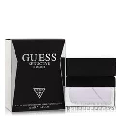 Guess Seductive Cologne by Guess 1 oz Eau De Toilette Spray