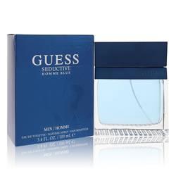 Guess Seductive Homme Blue Cologne by Guess 3.4 oz Eau De Toilette Spray