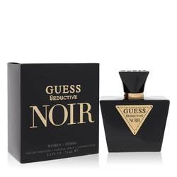 Guess Seductive Noir Perfume by Guess 2.5 oz Eau De Toilette Spray