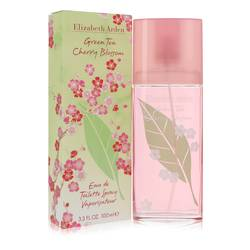 Green Tea Cherry Blossom Perfume by Elizabeth Arden 3.3 oz Eau De Toilette Spray
