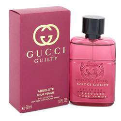 Gucci Guilty Absolute Perfume by Gucci 1 oz Eau De Parfum Spray