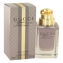 Gucci Made To Measure Cologne by Gucci 3 oz Eau De Toilette Spray
