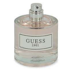 Guess 1981 Perfume by Guess 1.7 oz Eau De Toilette Spray (Tester)