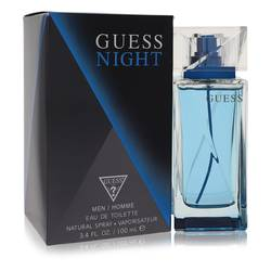 Guess Night Cologne by Guess 3.4 oz Eau De Toilette Spray