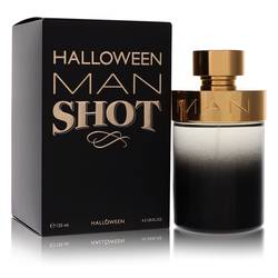 Halloween Man Shot Cologne by Jesus Del Pozo 4.2 oz Eau De Toilette Spray