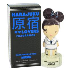 Harajuku Lovers Music Perfume by Gwen Stefani, 30 ml Eau De Toilette Spray for Women