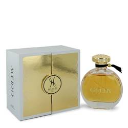 Hayari Goldy Perfume by Hayari 3.4 oz Eau De Parfum Spray