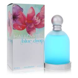 Halloween Blue Drop Perfume by Jesus Del Pozo 3.4 oz Eau De Toilette Spray