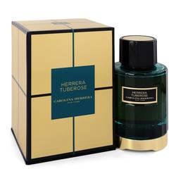 Herrera Tuberose Perfume by Carolina Herrera 3.4 oz Eau De Parfum Spray (Unisex)