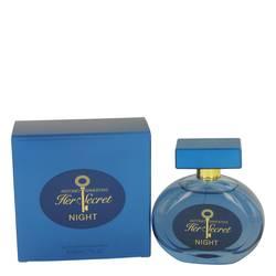 Her Secret Night Perfume by Antonio Banderas 2.7 oz Eau De Toilette Spray