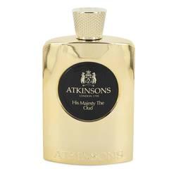His Majesty The Oud Cologne by Atkinsons 3.3 oz Eau De Parfum Spray (unboxed)