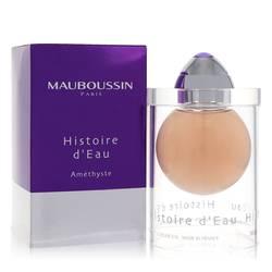 Histoire D'eau Amethyste Perfume by Mauboussin 2.5 oz Eau De Toilette Spray