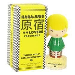 Harajuku Lovers Wicked Style G Perfume by Gwen Stefani 1 oz Eau De Toilette Spray