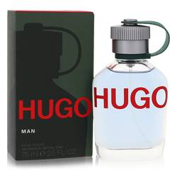 Hugo Cologne by Hugo Boss 2.5 oz Eau De Toilette Spray