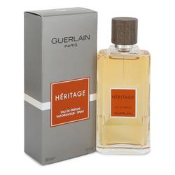 Heritage Cologne by Guerlain 3.4 oz Eau De Parfum Spray