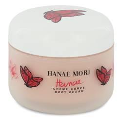 Hanae Perfume by Hanae Mori 8.5 oz Body Cream (unboxed)