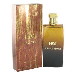 Hanae Mori Him Cologne by Hanae Mori 3.4 oz Eau De Parfum Spray