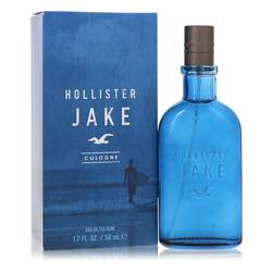 Hollister Jake Blue Cologne by Hollister, 1.7 oz Eau De Cologne Spray for Men