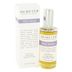 Demeter Perfume by Demeter 4 oz Holy Smoke Cologne Spray