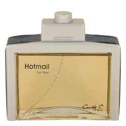 Hotmail Cologne by Cindy C. 3.3 oz Eau De Parfum Spray (unboxed)