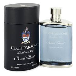 Hugh Parsons Bond Street Cologne by Hugh Parsons 3.4 oz Eau De Parfum Spray
