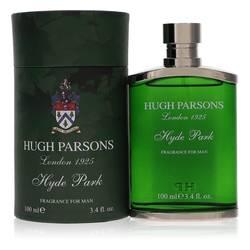 Hugh Parsons Hyde Park Cologne by Hugh Parsons 3.4 oz Eau De Parfum Spray