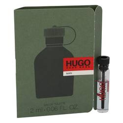 Hugo Cologne by Hugo Boss 0.06 oz Vial (sample)