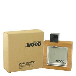 He Wood Cologne by Dsquared2 1.7 oz Eau De Toilette Spray