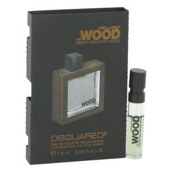 He Wood Rocky Mountain Wood Cologne by Dsquared2 0.05 oz Vial (sample)