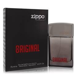 Zippo Original Cologne by Zippo 2.5 oz Eau De Toilette Spray