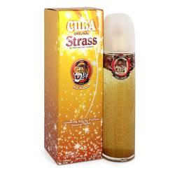 Cuba Strass Tiger Perfume by Fragluxe 3.4 oz Eau De Parfum Spray