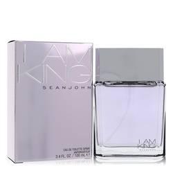I Am King Cologne by Sean John, 3.4 oz EDT Spray for Men