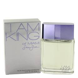 I Am King Of Miami Cologne by Sean John 3.4 oz Eau De Toilette Spray