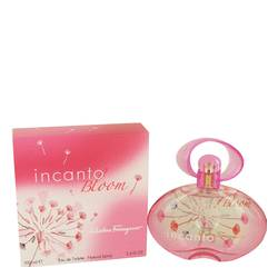 Incanto Bloom Perfume by Salvatore Ferragamo 3.4 oz Eau De Toilette Spray (New Edition)