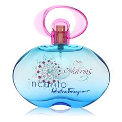 Incanto Charms Perfume by Salvatore Ferragamo 3.4 oz Eau De Toilette Spray (unboxed)